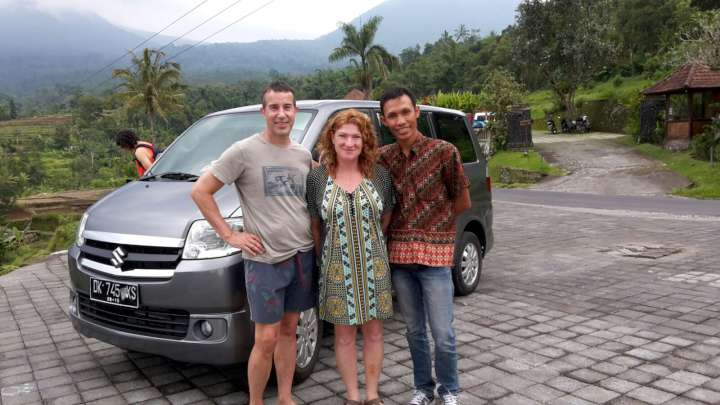 World heritage rice teracce at Jati Luwih – Bedugul and Tanah Lot temple tour